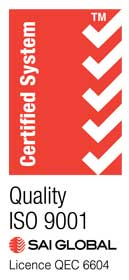 ISO 9001 Metal Fabrication Quality Control