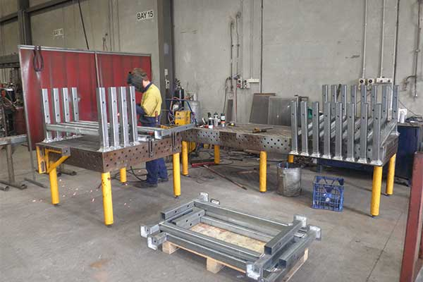 Metal fabrication | Steel & aluminium